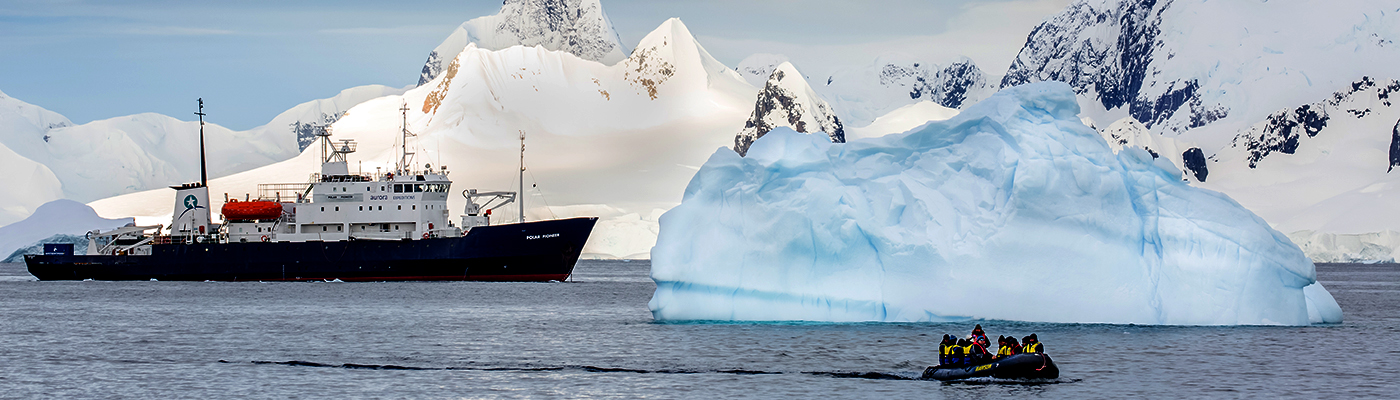 polar pioneer antarctic circle cruise