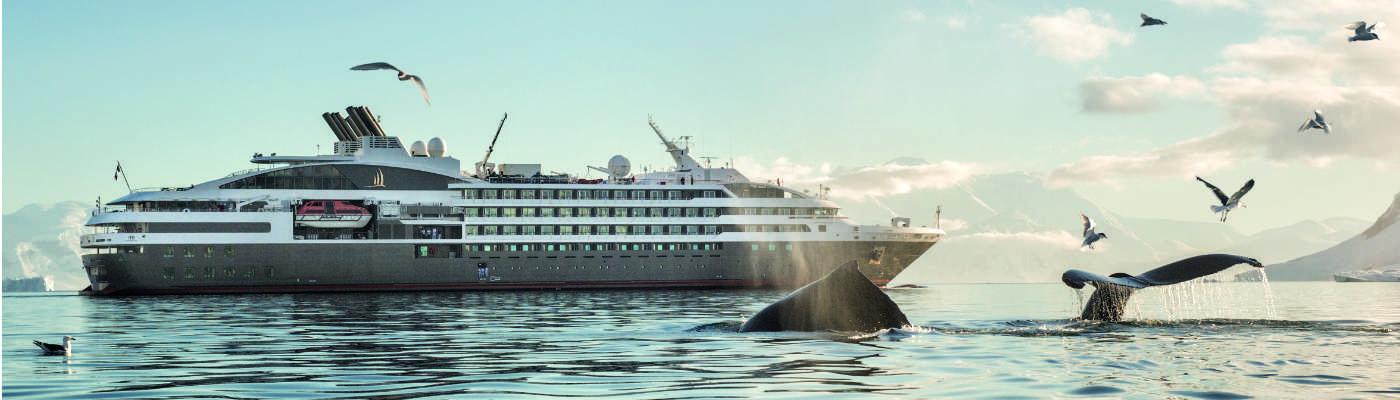 le lyrial luxury antarctica cruise
