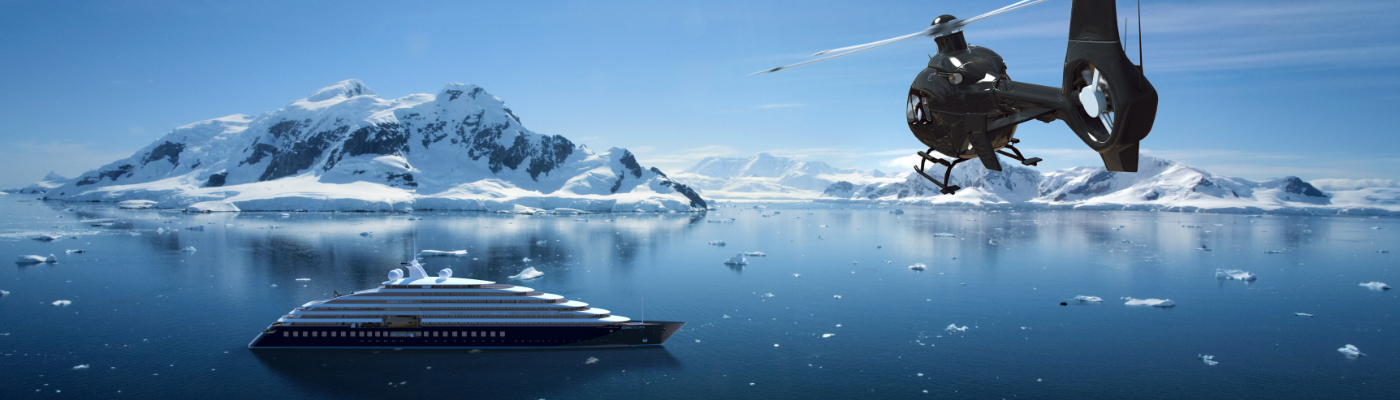 eclipse luxury Antarctica cruise