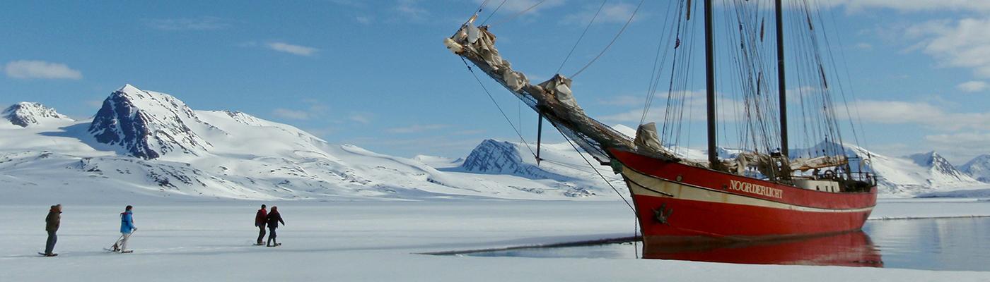 noorderlicht polar bear cruise