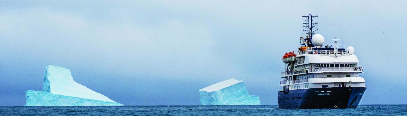 island sky luxury marine mammals antarctica cruise