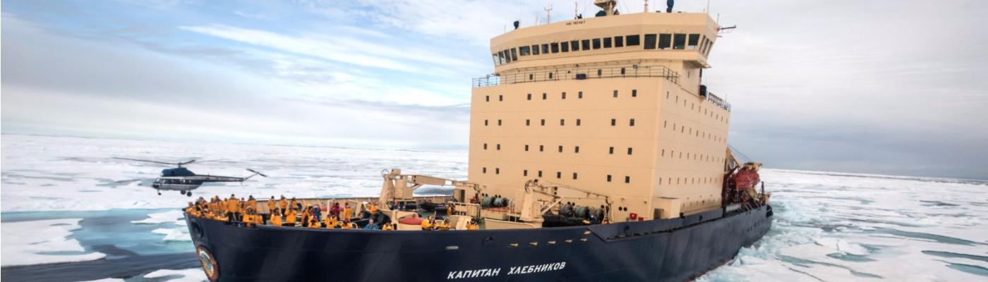 kapital khlebnikov wrangel island cruise