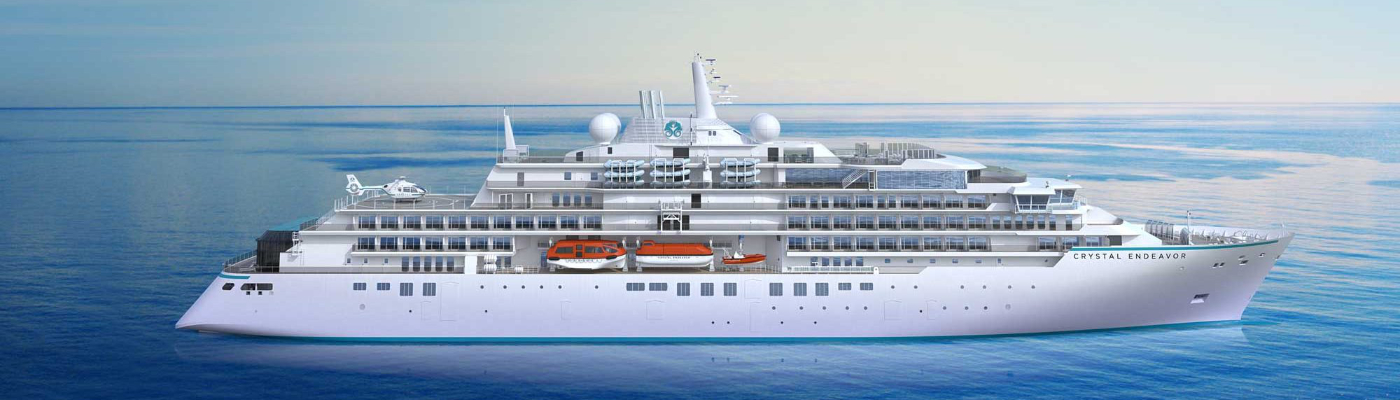 crystal endeavor antarctic peninsula cruise luxury expedition