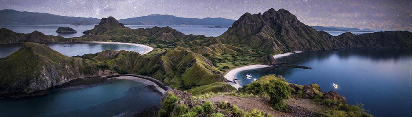 aqua blue komodo national park expedition
