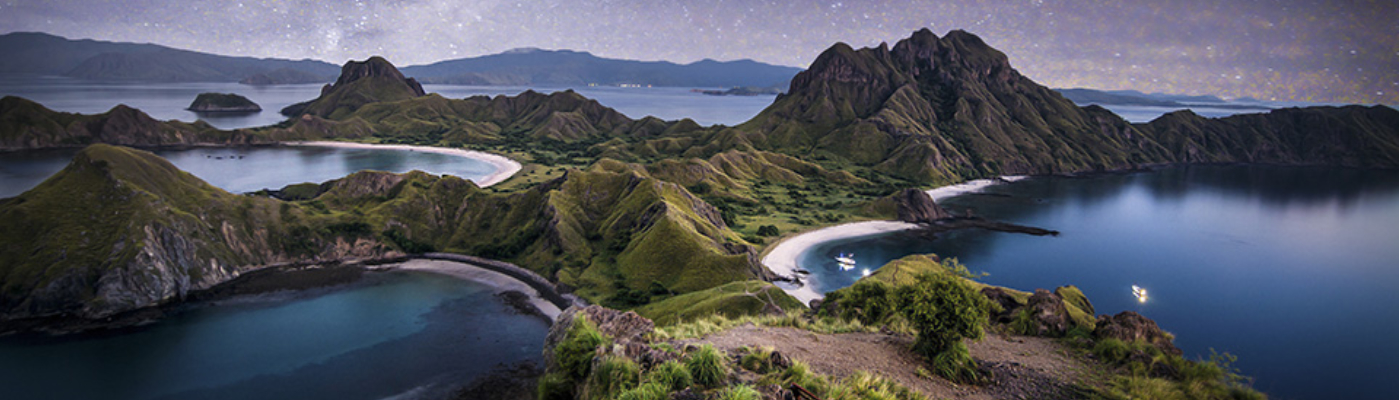 aqua blue komodo national park expedition