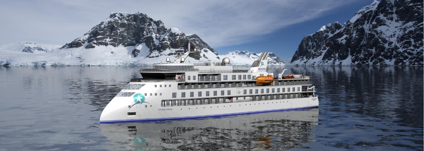 Sylvia Earle classic antarctica cruise