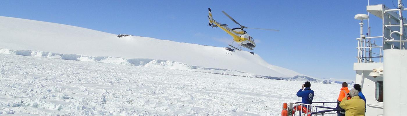 ortelius weddell sea antarctica cruise