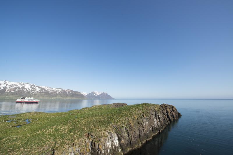 fram iceland cruise