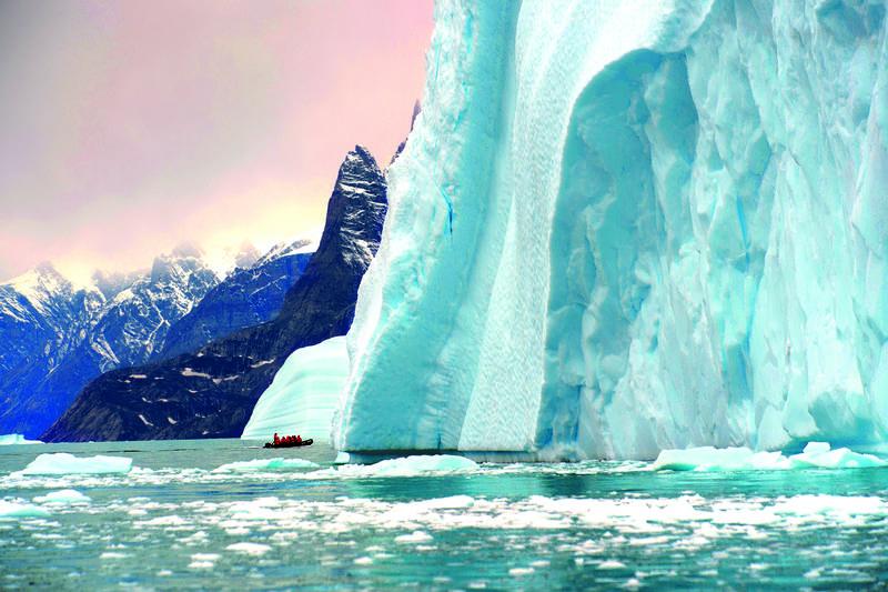 sea spirit three arctic islands cruise