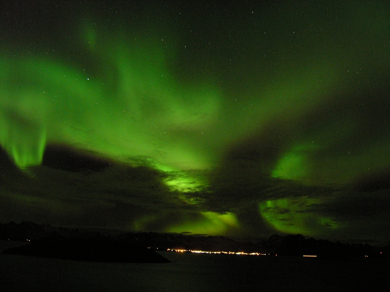 Aurora borealis jan belgers oceanwide expeditions