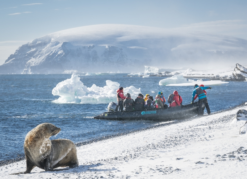 ortelius antarctic circle cruise