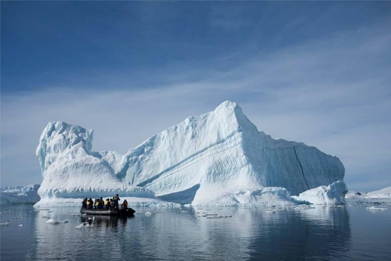 polar pioneer antarctic circle cruise