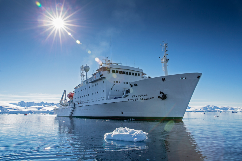 akademik vavilov new years eve antarctic circle cruise