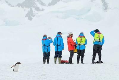 roald amundsen christmas antarctica cruise