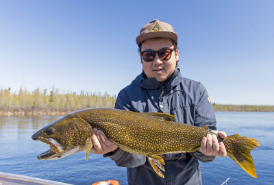 arctic haven wilderness lodge fishing tour