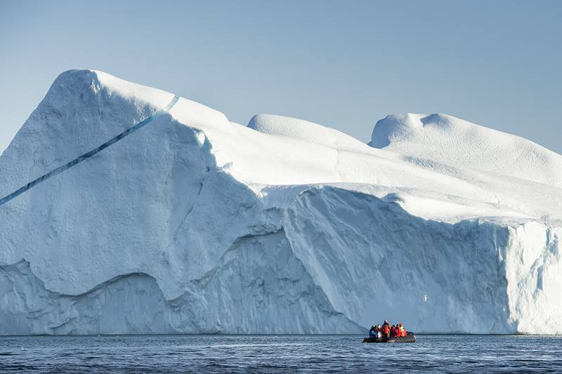 rcgs resolute northwest passange and baffin island arctic cruise