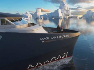 magellan explorer inaugural antarctica cruise