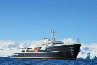 legend private charter vessel antarctica cruises
