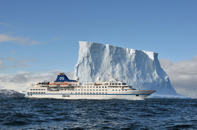 rcgs resolute antarctic circle cruise