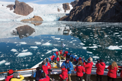 northeast passage cruise silver explorer luxury expedition