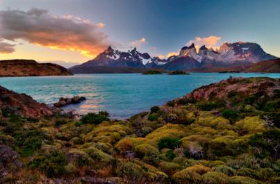 rcgs resolute patagonia cruise