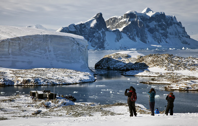 g expedition antarctic circle cruise over christmas and new years eve