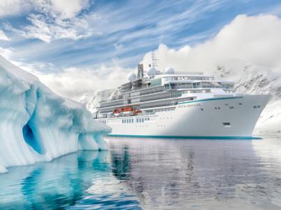 crystal endeavor antarctic peninsula cruise luxury expedition