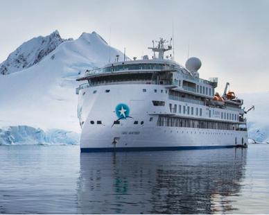 greg mortimer classic antarctica cruise