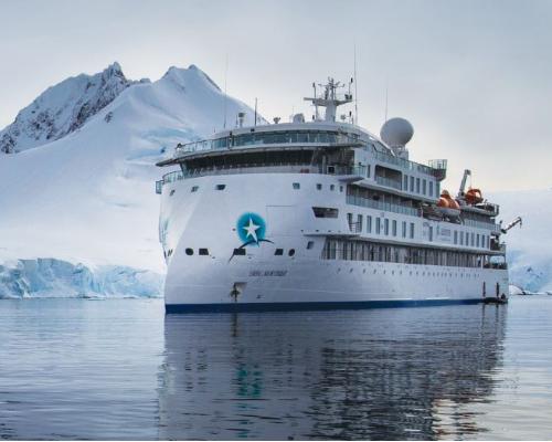 Gm in antarctica