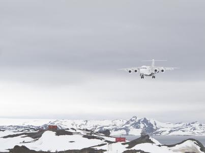 ocean nova fly cruise antarctica cruise
