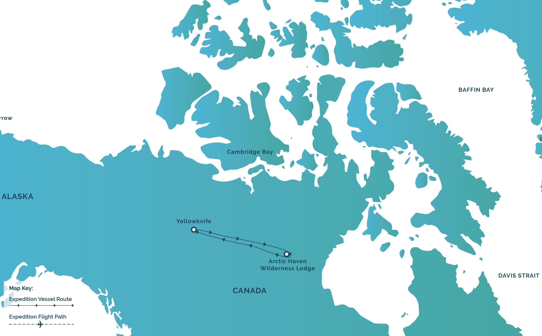 Arctic haven