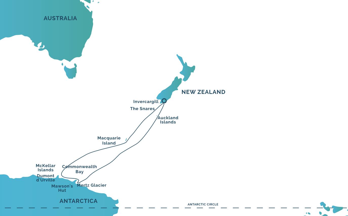 Iex   map nz   antarctica